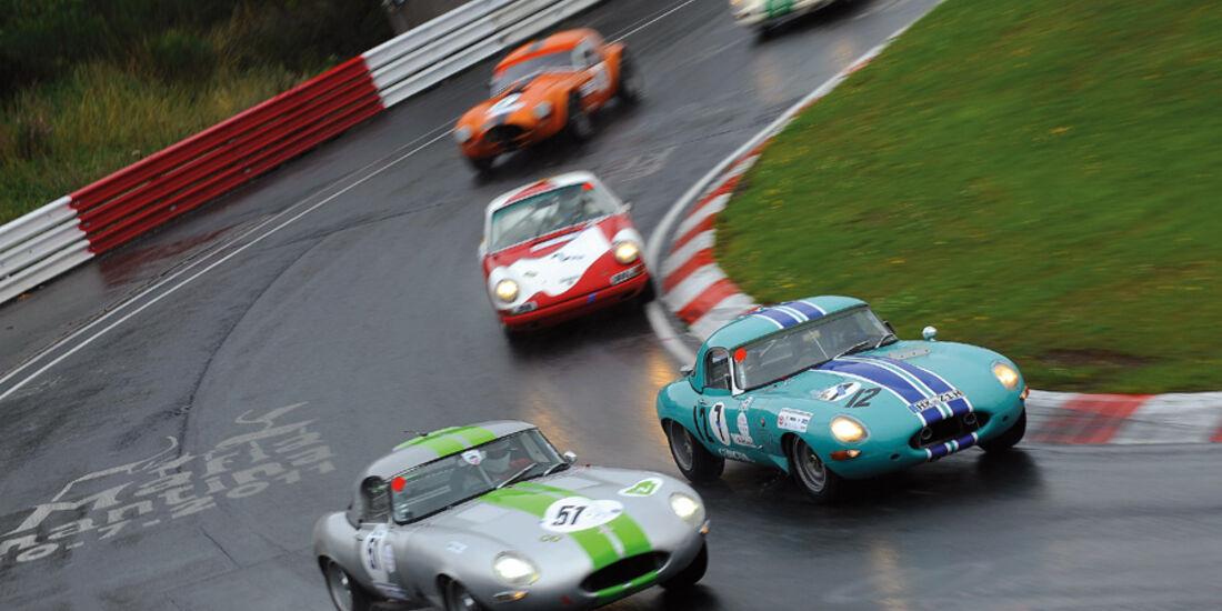 Marathon, Fahrerfeld, Jaguar