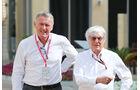 Marcello Lotti & Bernie Ecclestone - GP Abu Dhabi - 28. November 2015