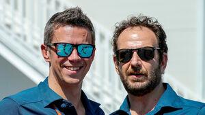 Marcin Budkowski & Matteo Bonciani - F1 2017