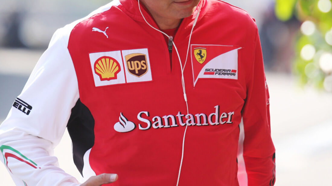 Marco Mattiacci - Ferrari - Formel 1 - GP Belgien - Spa-Francorchamps - 21. August 2014