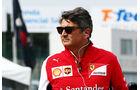 Marco Mattiacci - Ferrari - Formel 1 - GP Japan - 3. Oktober 2014