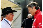 Marco Mattiaci & Mario Andretti - Formel 1 - GP Italien - 4. September 2014