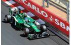 Marcus Ericsson - Caterham - Formel 1 - GP Monaco - 24. Mai 2014