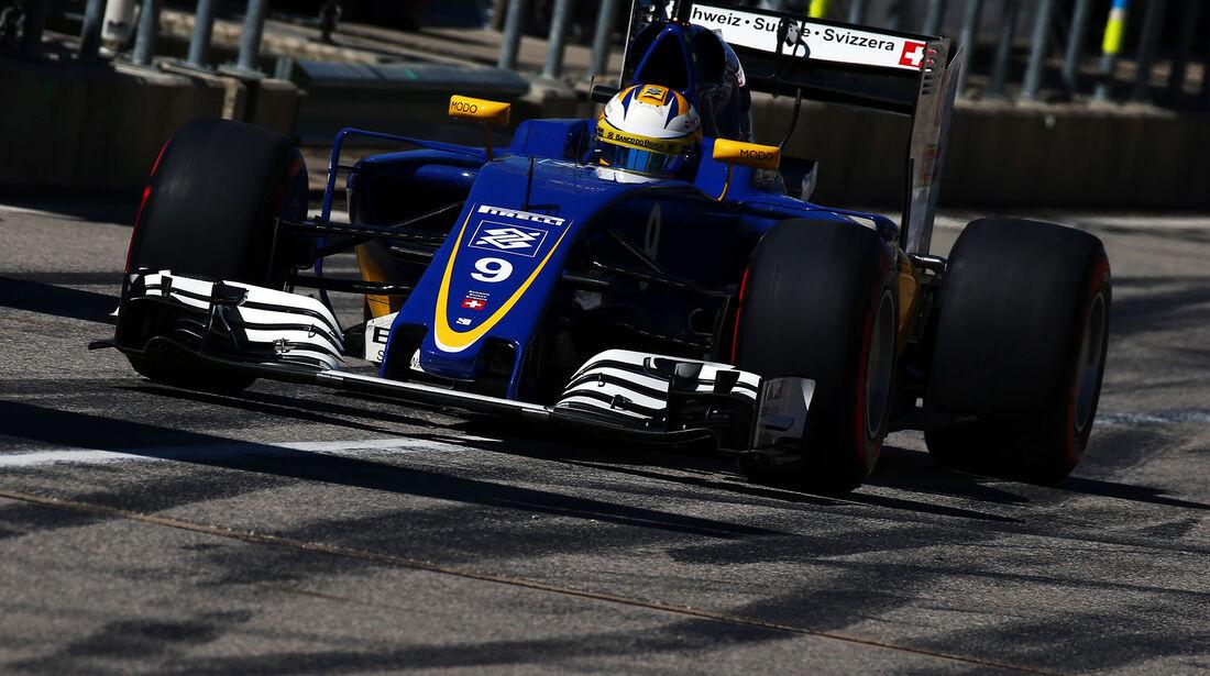 Marcus Ericsson - GP USA 2016