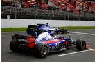 Marcus Ericsson - Sauber - Carlos Sainz - Toro Rosso - Testfahrten - Barcelona