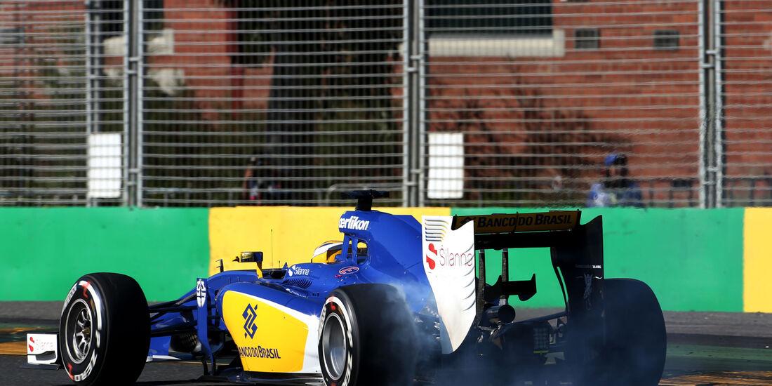 Marcus Ericsson - Sauber - Formel 1 - GP Australien - 13. März 2015