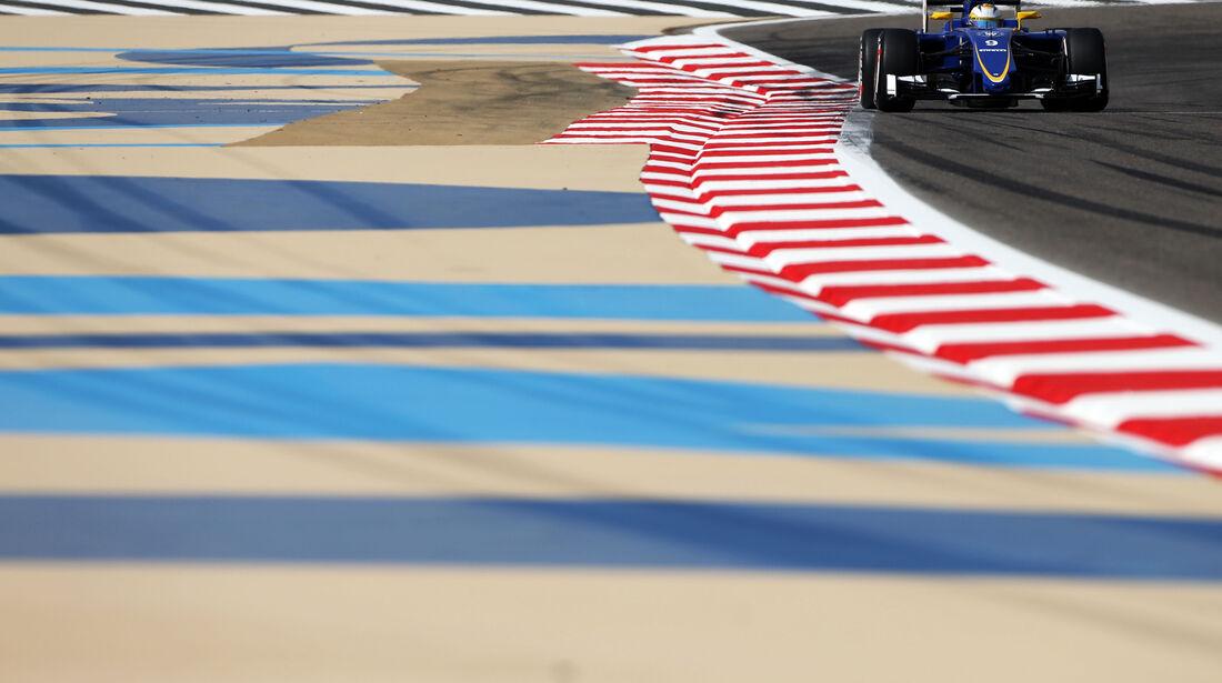 Marcus Ericsson - Sauber - Formel 1 - GP Bahrain - 17. April 2015
