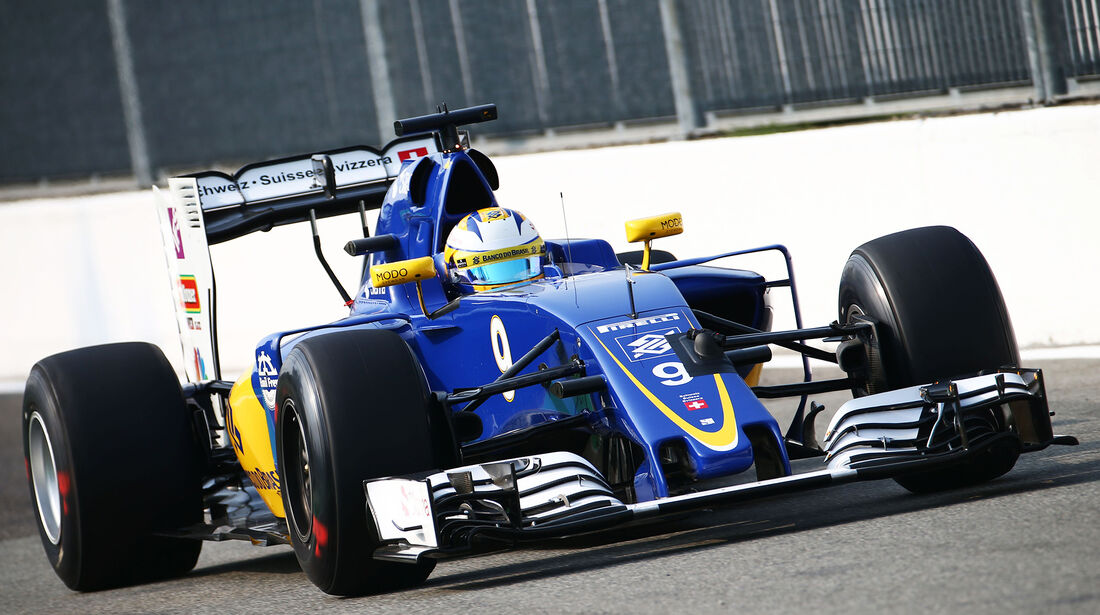Marcus Ericsson - Sauber - Formel 1 - GP Italien - Monza - 2. September 2016