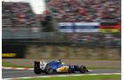 Marcus Ericsson - Sauber - Formel 1 - GP Japan 2016 - Suzuka