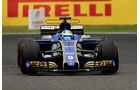 Marcus Ericsson - Sauber - Formel 1 - GP Japan - Suzuka - 6. Oktober 2017