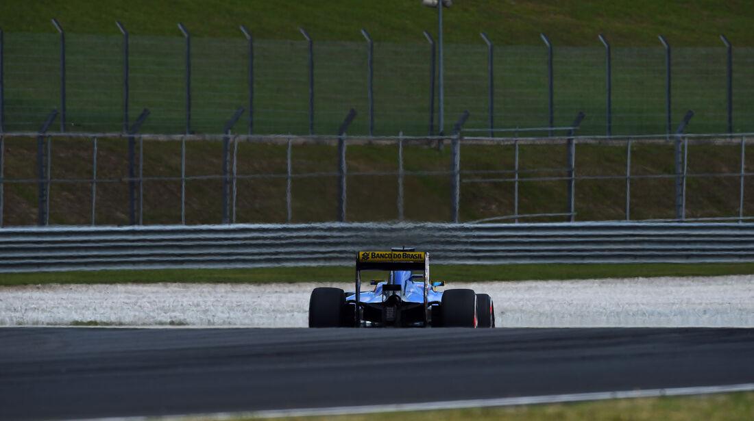 Marcus Ericsson - Sauber - Formel 1 - GP Malaysia - Freitag - 30.9.2016