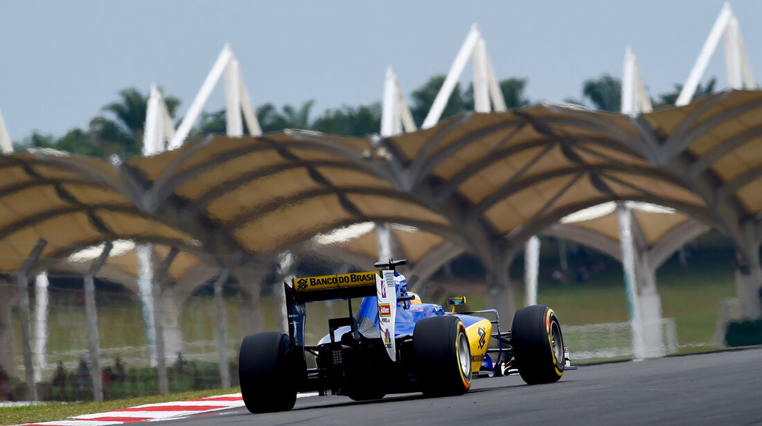 Marcus Ericsson - Sauber - Formel 1 - GP Malaysia - Qualifying - 1. Oktober 2016