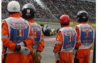 Marcus Ericsson - Sauber - Formel 1 - GP Mexiko - 31. Oktober 2015