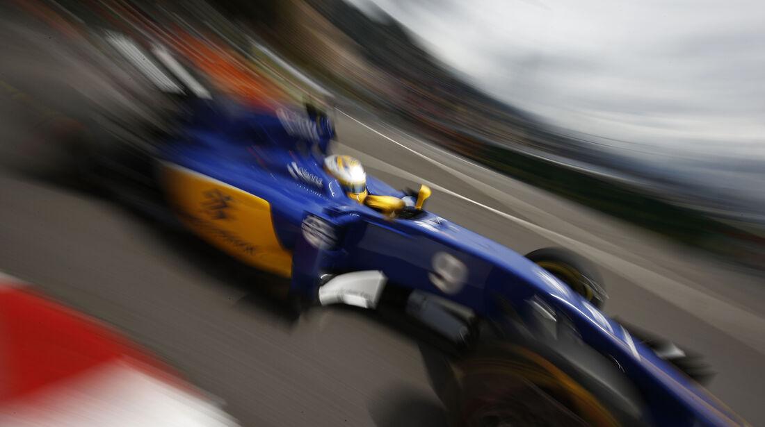 Marcus Ericsson - Sauber - Formel 1 - GP Monaco - 21. Mai 2015