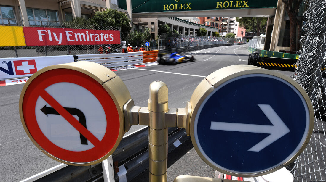 Marcus Ericsson - Sauber - Formel 1 - GP Monaco - 26. Mai 2016
