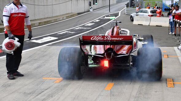 Marcus Ericsson - Sauber - Formel 1 - GP Österreich - 29. Juni 2018