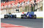 Marcus Ericsson - Sauber - Formel 1 - Test - Barcelona - 1. März 2017