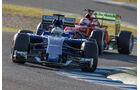 Marcus Ericsson - Sauber - Formel 1-Test Jerez - 1. Februar 2015