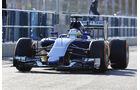 Marcus Ericsson - Sauber - Formel 1-Test - Jerez - 4. Februar 2015