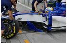 Marcus Ericsson - Sauber - Formel 1 - Testfahrten - Bahrain International Circuit - Dienstag - 18.4.2017