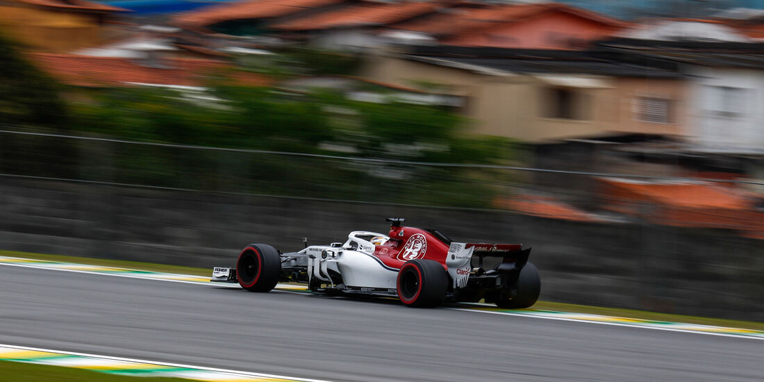 Marcus Ericsson - Sauber - GP Brasilien - Interlagos - Formel 1 - Samstag - 10.11.2018