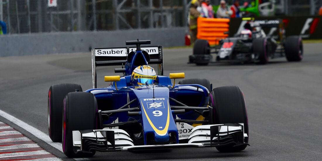 Marcus Ericsson - Sauber - GP Kanada 2016 - Montreal - Qualifying