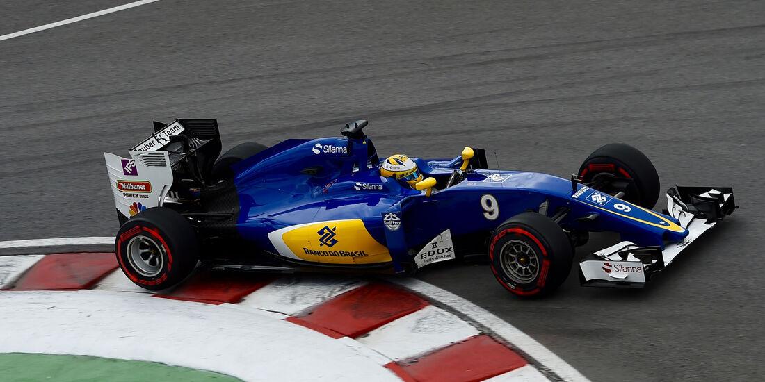 Marcus Ericsson - Sauber - GP Kanada - Montreal - Freitag - 10.6.2016