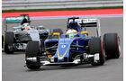 Marcus Ericsson - Sauber - GP Russland - Qualifying - Samstag - 10.10.2015