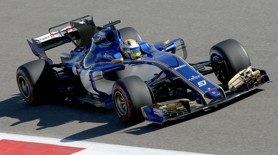 Marcus Ericsson - Sauber - GP Russland - Sotschi  - Formel 1 - 28. April 2017