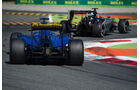 Marcus Ericsson - Sauber - Nico Hülkenberg - Force India - GP Italien 2015 - Monza