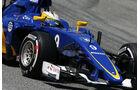 Marcus Ericsson - Sauber - Nico Hülkenberg - Force India - GP Spanien - Qualifying - Samstag - 9.5.2015