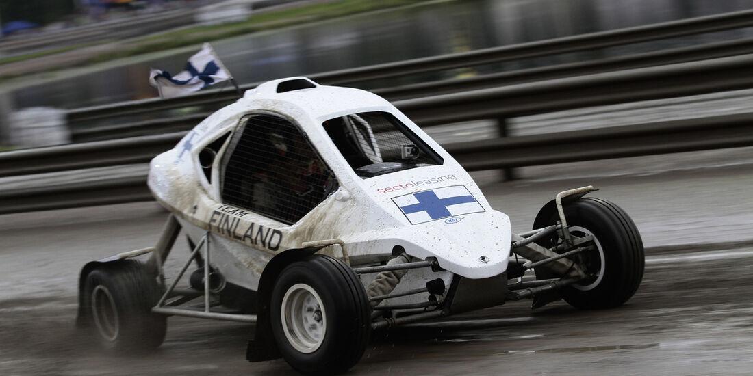 Marcus Grönholm - Rallye Finnland 2013