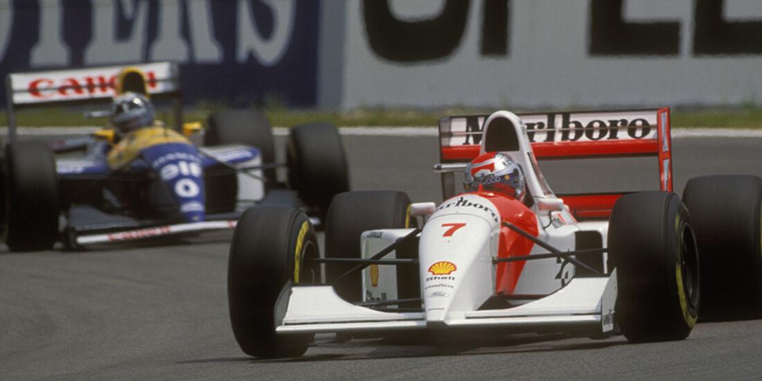 Mario Andretti 1993