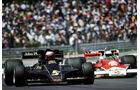Mario Andretti - Lotus 78 - Jochen Mass - McLaren M23 - GP Frankreich 1977 - Dijon