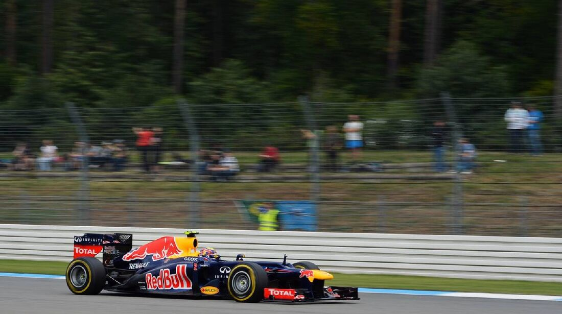 Mark Webb - Formel 1 - GP Deutschland - 21. Juli 2012