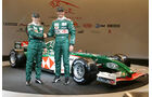 Mark Webber 2004 Jaguar Klien