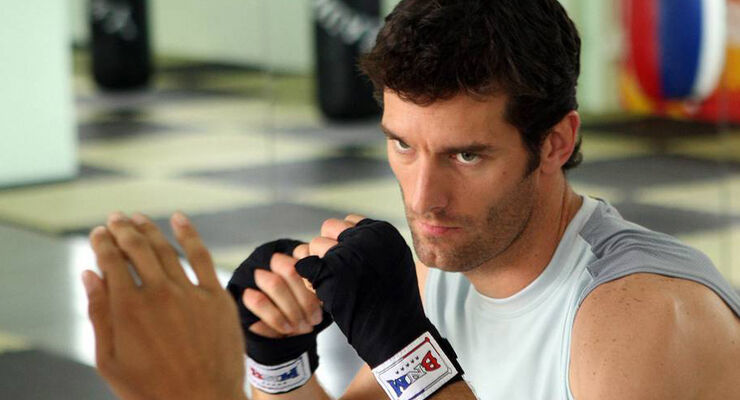 Mark Webber 2008 Boxen