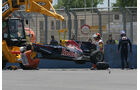 Mark Webber Crash