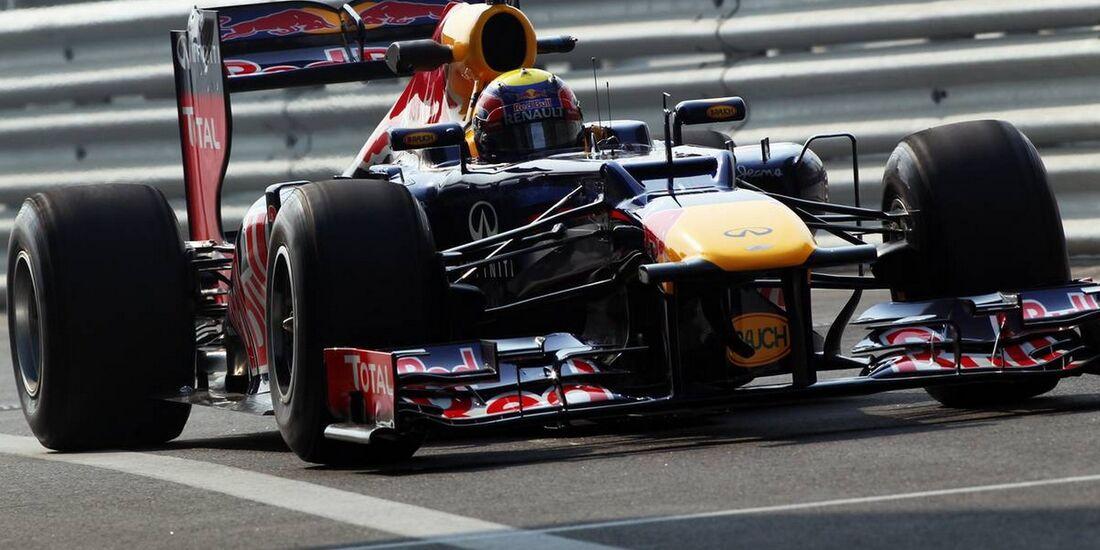 Mark Webber - Formel 1 - GP Indien - 26. Oktober 2012