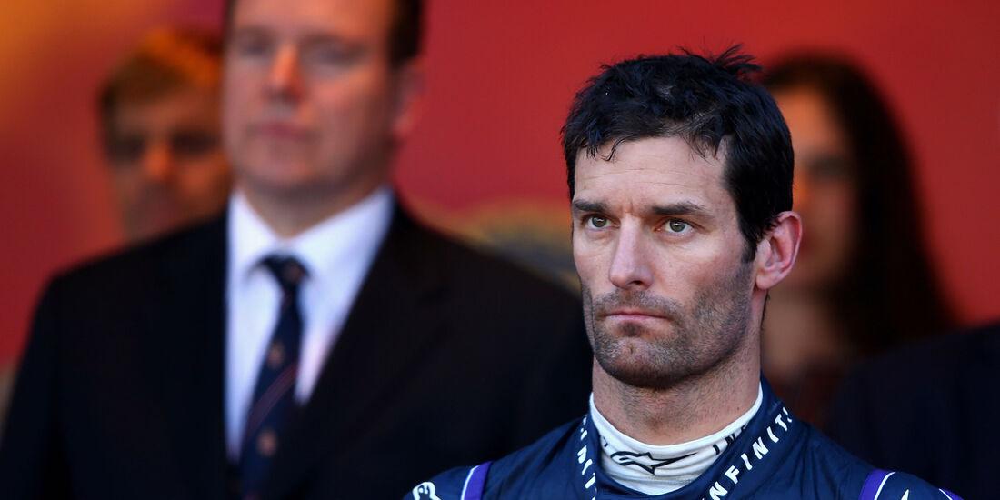 Mark Webber - Formel 1 - GP Monaco - 26. Mai 2013