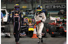Mark Webber GP Abu Dhabi 2010