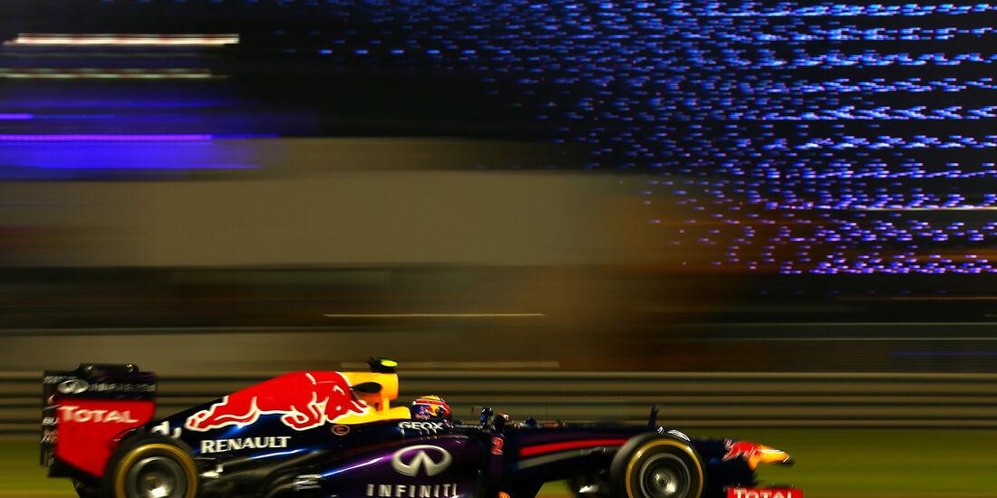 Mark Webber - GP Abu Dhabi 2013