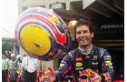 Mark Webber - GP Brasilien 2013