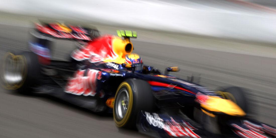 Mark Webber GP Deutschland 2011