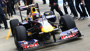 Mark Webber GP England 2011