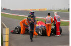 Mark Webber - GP Indien 2013