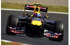 Mark Webber GP Japan 2011