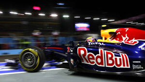 Mark Webber - GP Singapur - 23. September 2011