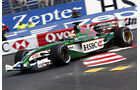 Mark Webber - Jaguar - GP Monaco - 2003
