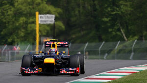 Mark Webber Mugello Test 2012